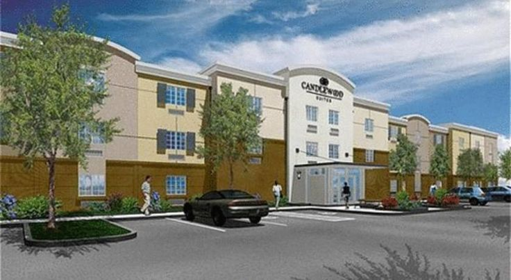 Candlewood Suites Georgetown Georgetown The Georgetown Candlewood Suites are less than 10 minutes' drive from Southwestern University and Georgetown city centre. Guests will have access to the on-site fitness centre and Wi-Fi is free.