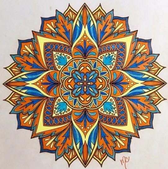 1539 Best Mandala Images On Pinterest