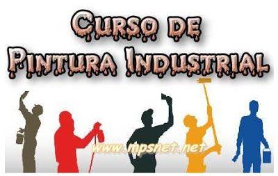 Curso de Pintura Industrial Curso de Pintura Industrial, Veja em detalhes no site http://www.mpsnet.net/loja/index.asp?loja=1&link=VerProduto&Produto=630 #cursos via @mpsnet