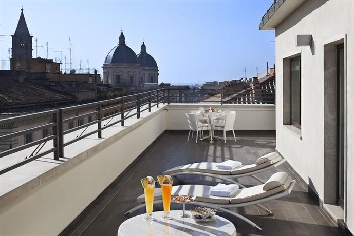 UNA #Hotel Roma -: Set in the heart of Rome, UNA Hotel Roma is a short walk from Termini Metro Station, and just a few steps from nearby bars and eateries. It provides 4-star air-conditioned rooms and a stylish restaurant. http://hotel.mytripways.com/Hotel/UNA_Hotel_Roma.htm
