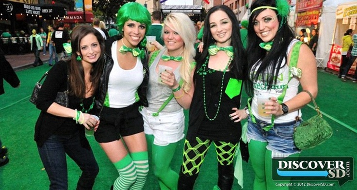st patty's day outfit ideas - Google Search