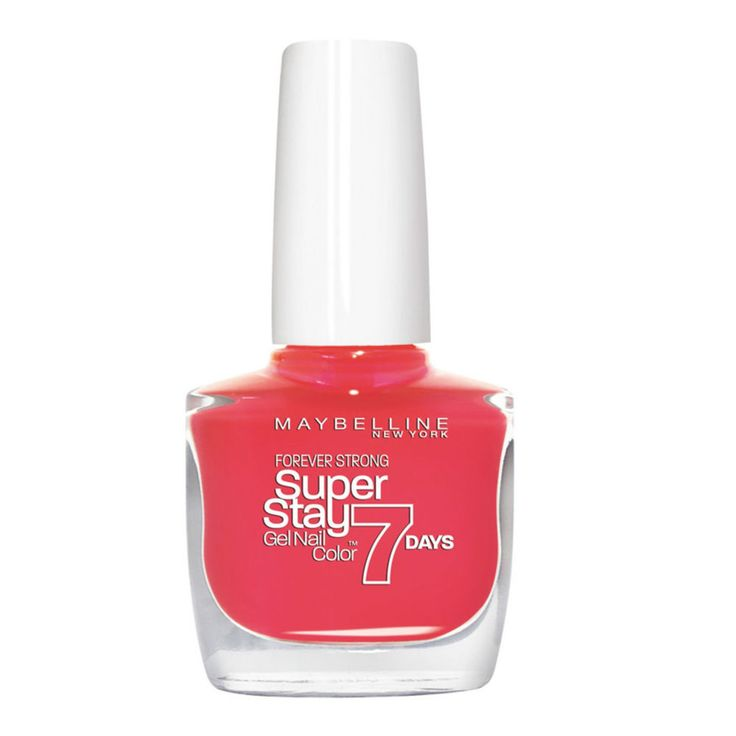 Maybelline Super Stay 7 Days Gel Nail 6 Colori Nail Art I Gioielli di Vicky