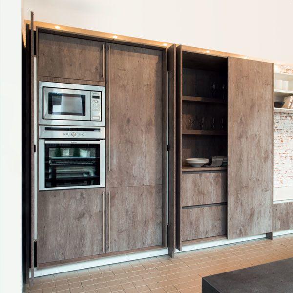 Rotpunkt presented its Pocket Door solution