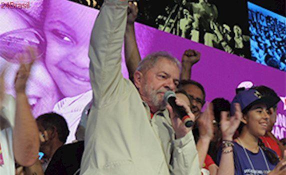 Vox Populi: ex-presidente Lula tem 40% das intenções de voto para 2018