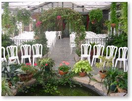 Carruther's Creek Golf Centre of Canada - Weddings in our garden room