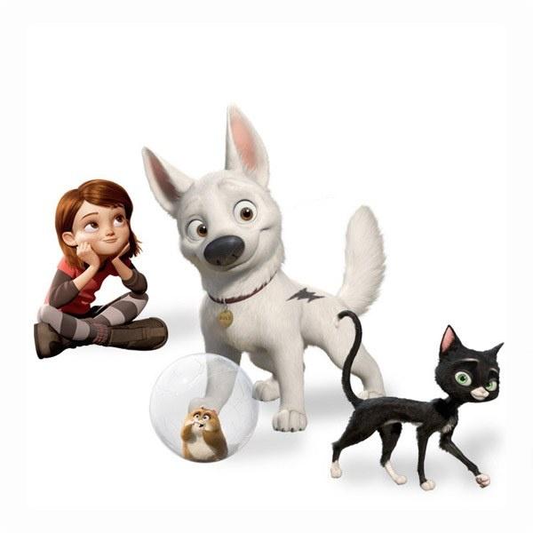 Mejores 123 im genes de bolt un perro fuera de serie en for Animales fuera de serie