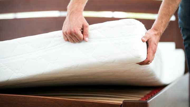 Freshen up a smelly mattress with this genuis hack