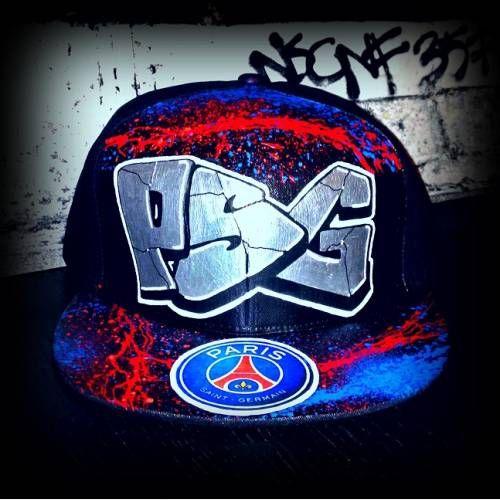 psg graffiti