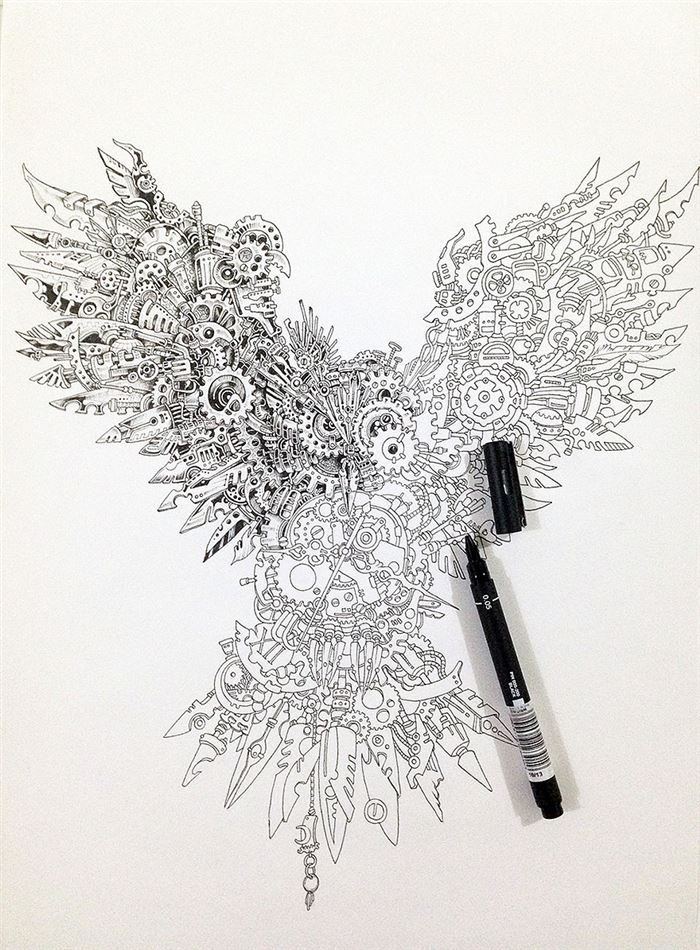 pen-doodles-kerby-rosanes-17 - https://www.facebook.com/different.solutions.page
