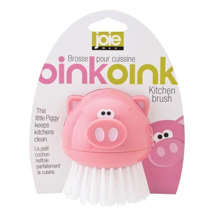 Escova para Louças Porquinho