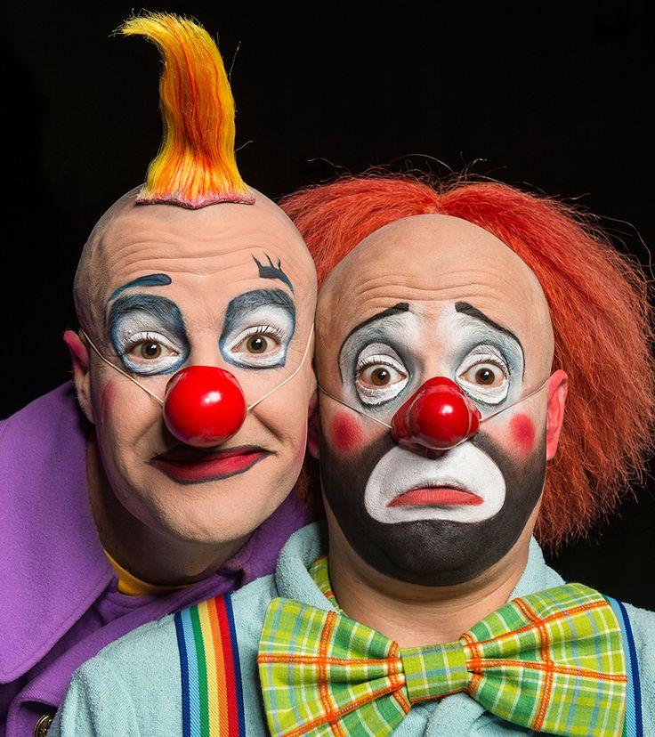 Clowns Bring Big Laughs at Cirque du Soleil La Nouba * Walt Disney World