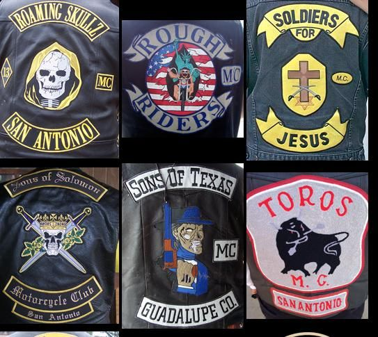 287 best images about Motorcycle Club Logos on Pinterest