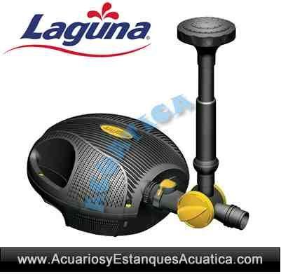 Laguna power jet bomba fuente estanques accesorios para for Accesorios para estanques