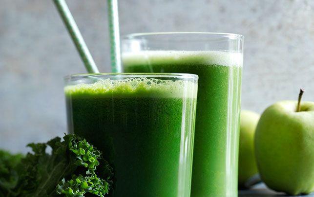 Den friske vitamin indsprøjtning