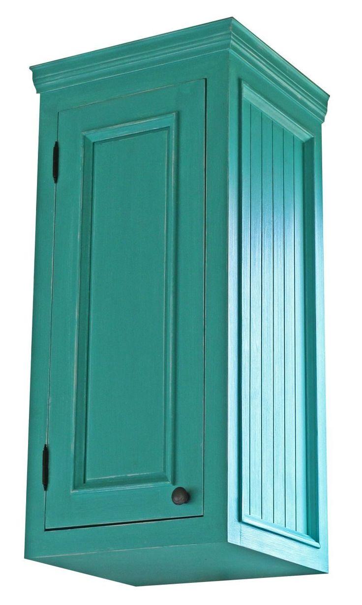 MMW F1TB 40 cm széles felső szekrény tele balos ajtóval | My Mood Wood