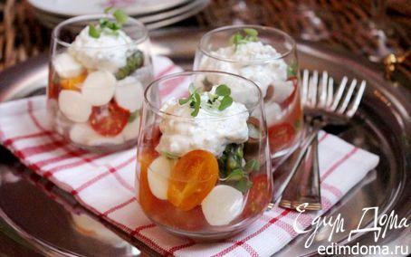 Итальянская заливная закуска | Кулинарные рецепты от «Едим дома!»