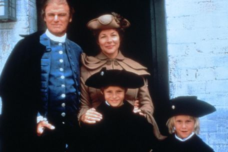 """Mini-Series """"Wind und Sterne"""" / """"Captain James Cook"""": The Cook Family"""