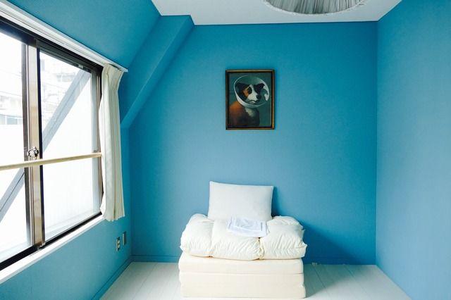 アメリ好きオーナーが作った高松のホステル「tentosen」が可愛い! : himag