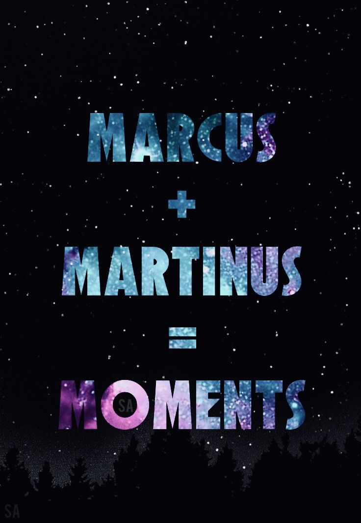 Marcus + Martinus = MOMENTS