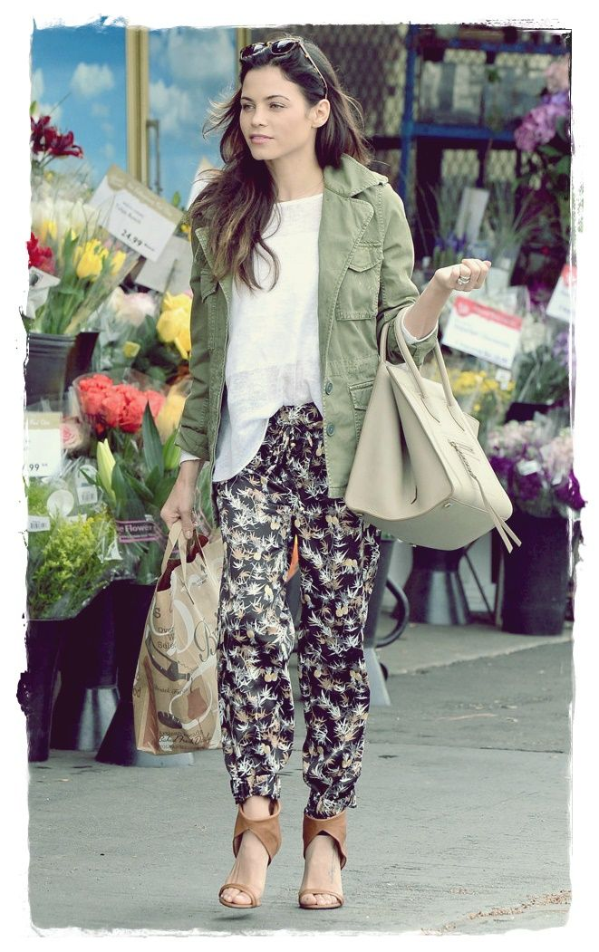 Jenna Dewan-Tatum Street Style 2014