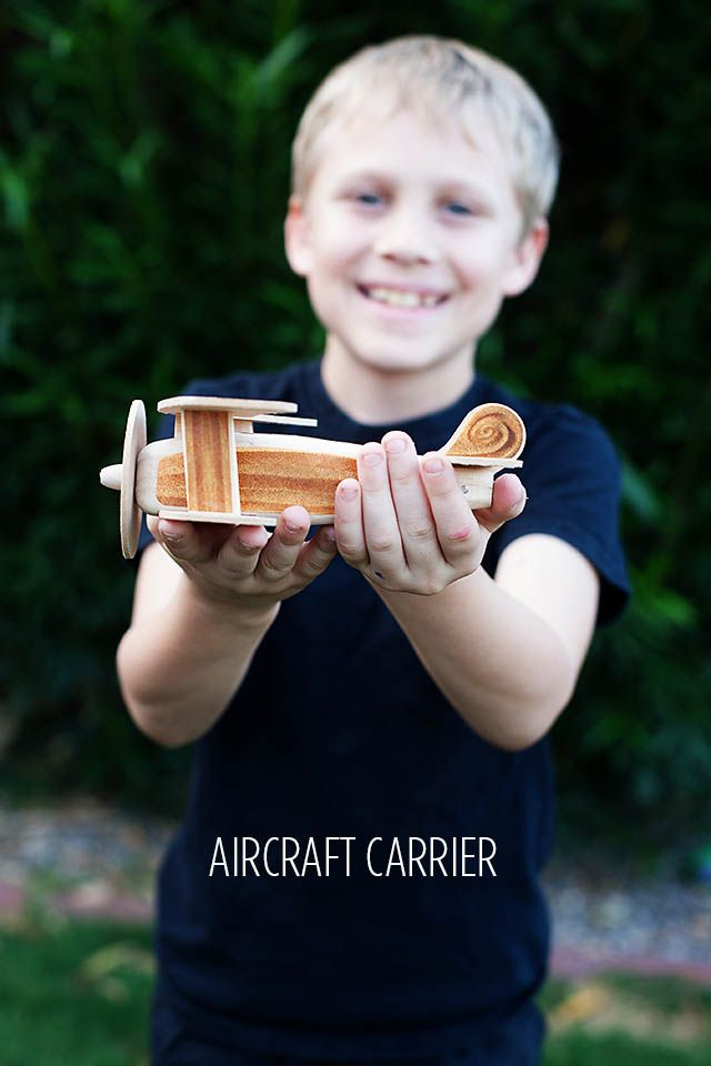 Easy (and funny) DIY Costume Ideas - aircraft carrier