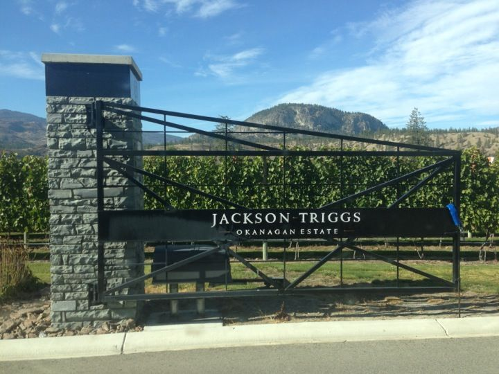 Jackson-Triggs is a name you know. It's a name your friends know. It's a name that stands for our commitment to crafting the perfect wine for any occasion