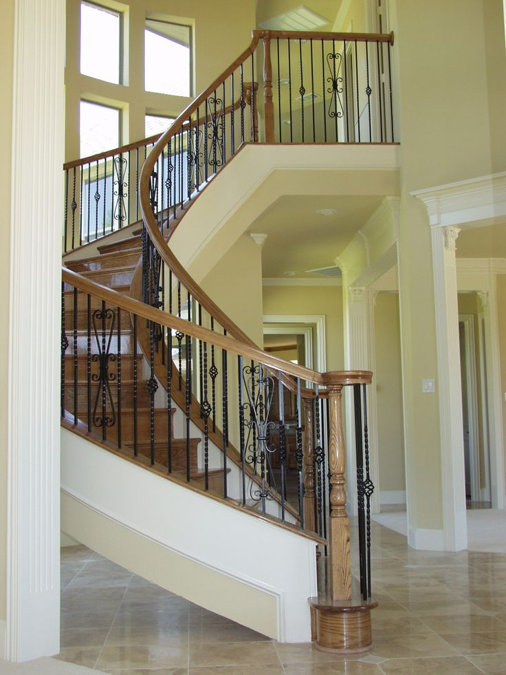Best 73 Best Twist Basket Iron Baluster Stair Patterns Images 640 x 480