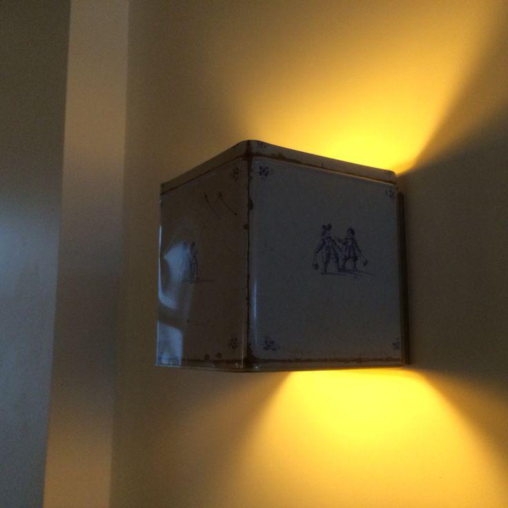 Tegellampjes