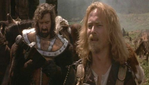 """the 13th warrior and beowulf essay Free essay: i have closely compared aspects of beowulf with the film, """"the 13th  warrior"""" beowulf, written down by an unnamed christian monk in the 18th."""