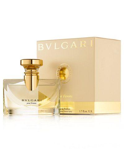 BVLGARI pour Femme Eau de Parfum, 1.7 fl. oz.