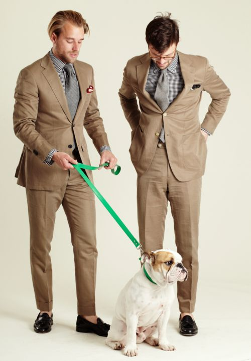 Patch, Tom and Hector, P.Johnson Tailors