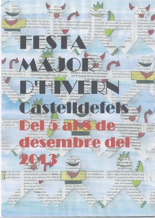 Aj. Castelldefels: Festa Major d'Hivern