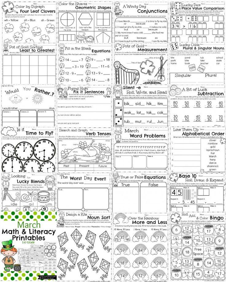 7 besten Math Bilder auf Pinterest | Unterricht ideen, Erstklässler ...