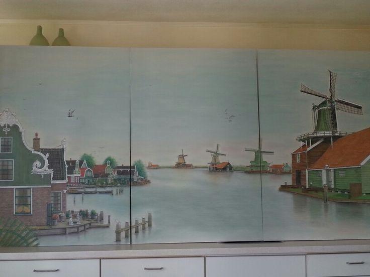 painted by Pieter van der Schoor