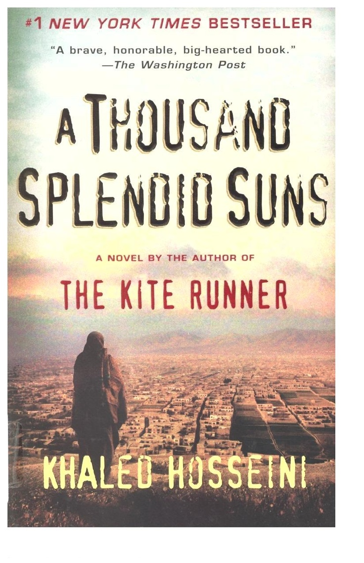 the kite runner and a thousand Khaled hosseini, the best-selling author of the kite runner and a thousand  splendid suns, will publish a new novel on.