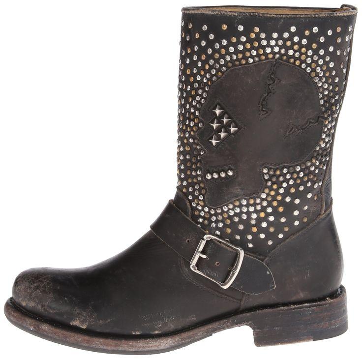Bed Stu Ghent Amazon.com: FRYE Women's Jenna Skull Boot: Clothing ...