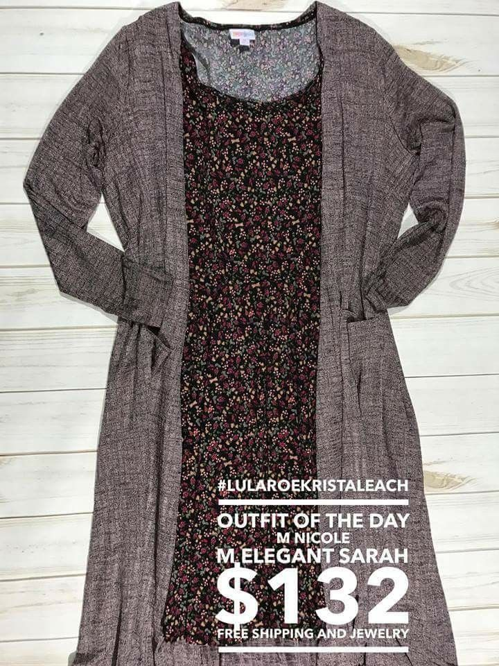 The cold weather is here so these OOTD are paired with Sarahs! A staple piece in the fall/winter! As always with outfits, it's free shipping and jewelry ! All available at www.facebook.com/groups/lularoekristaleach #lularoe  #lularoekristaleach #ootd  #lularoelove #outfits #freeshipping #giftideas #lularoeminneapolis #foreveryone #fashion #style #comfy #floral #prints #instastyle #shoppingaddict #joy #perfect #fun #picoftheday #cute #party #jewelry  #giftideas # #elegant #carly…