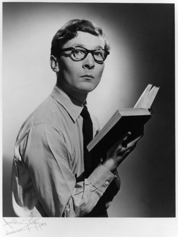 """I can't stand innuendo. If I see one in a script I whip it out immediately.""  - Kenneth Williams"