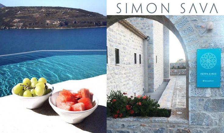 Simon Sava: Petra & Fos, Mani Peninsula - Read More at : https://goo.gl/AyO1B4  #luxurytravel #boutiquehotel #petrakaifos #discover #authenticity #summer2016 #travelblog