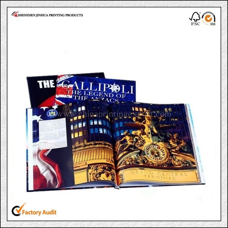 Cheap Price Colorful Hardcover Book Printing In China