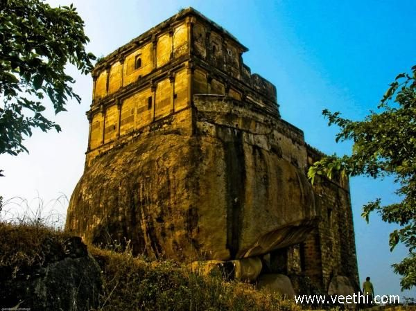 Madan Mahal Fort, Jabalpur | Veethi | Ancient indian ...