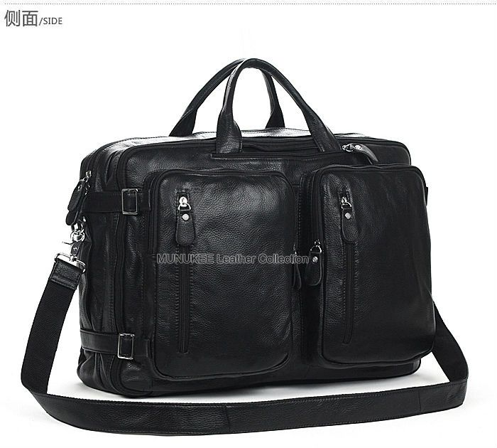 Fashion Multi Function Full Grain Genuine Leather Travel Bag Men's Leather Luggage Travel Bag Duffle Bag Large Tote Weekend Bag-in Travel Bags from Luggage & Bags on Aliexpress.com | Alibaba Group