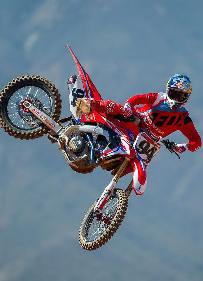 Shocker Not Ken Roczen Honda Deal Is Official In 2020 Motocross Riders Motocross Motorcross Bike