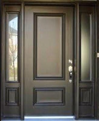 gambar-pintu-rumah-utama-kayu-jati-gelap
