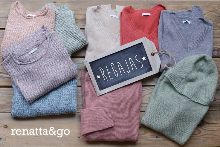 No te pierdas las REBAJAS renatta&go Zielo ¡¡Te están esperando!! #Zielo #RenattaandGo #Rebajas #Sales