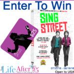 Enter To Win: Your Life After 25s Sing Street DVD  $25 iTunes... IFTTT reddit giveaways freebies contests