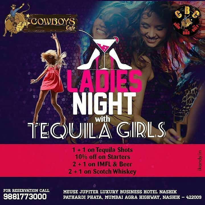 Posted by @cowboyscafenashik –  All ya ladies! Adjust your crown and get ready for a Fun Night  at Cowboy's Cafe Nasik for #LadiesNight and an exciting offer! Call 9881773000 for reservations! #CowboysCafe #Nashik #wednesday #party #girls #nashikites #nightout – #bridesmaiddressjakarta –  Posted by @cowboyscafenashik –  All ya ladies! Adjust your crown and get ready for a Fun Night  at Cowboy's Cafe Nasik for #LadiesNight and an exciting offer! Call 9881773000 for reservations! #CowboysCafe #Na