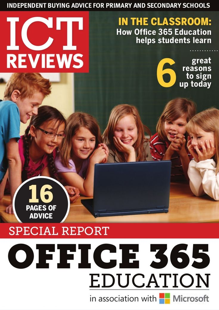 Read the Office 365 Education Special Report to find out 6 ways it helps students to learn