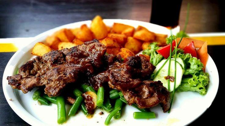 https://flic.kr/p/BHUPu1   Biefstuk   Biefstuk,Biefstuk Recept, Biefstuk Salade, Biefstuk Met.   www.popo-shoes.nl