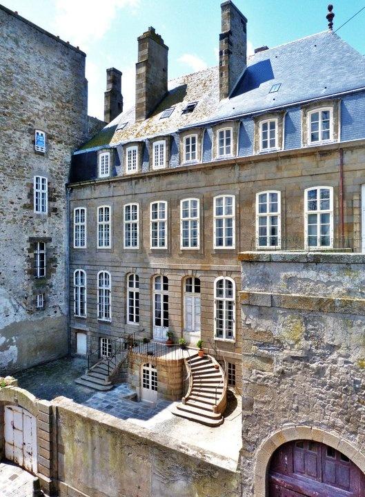 Saint-Malo - Hôtel Magon de la Lande